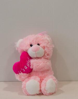 Αρκουδάκι για κοριτσάκι
